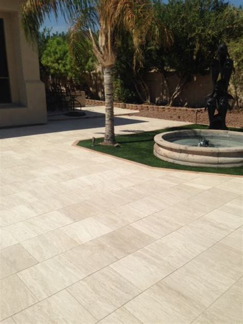 limestone patio pavers pools and patios limestone pavers patios and marbles