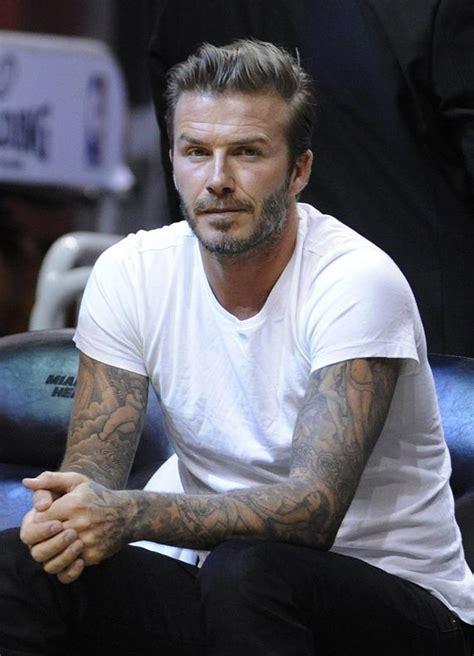 tattoo beckham cuello david beckham estrena tatuaje en el cuello