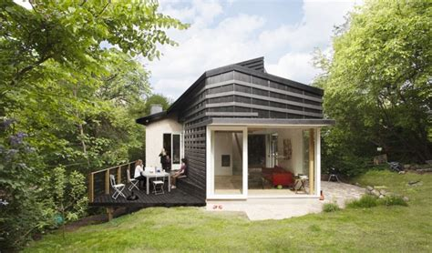 Small Home Projects Inspiration Sk 246 Na Hus Bygga Hus Arkitektritade Hus
