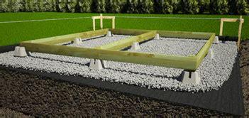 fundering gieten tuinhuis hout beton schutting fundering prijs