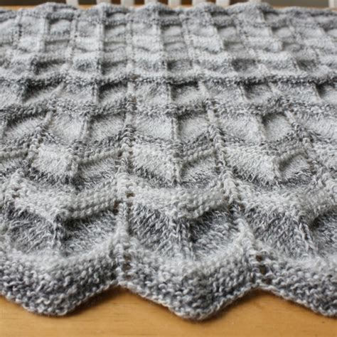Chevron Baby Blanket Knit Pattern chevron knitting pattern a knitting
