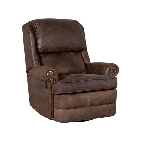 high back leather recliner classic leather 139 sgr chesapeake high back box cushion