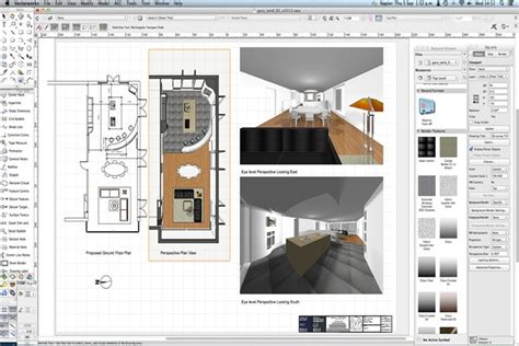 interior design cad software vectorworks 2013 cad bim software review inside id