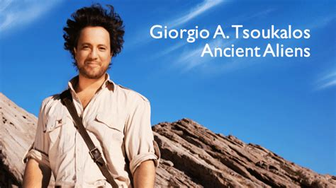 Oh Giorgio by Giorgio A Tsoukalos Ancient Aliens Whole Universe
