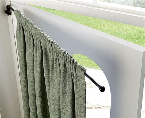 Hanging Curtains On Poles Designs 25 Best Ideas About Curtain Pole Hanging Brackets On Pinterest Curtain Poles