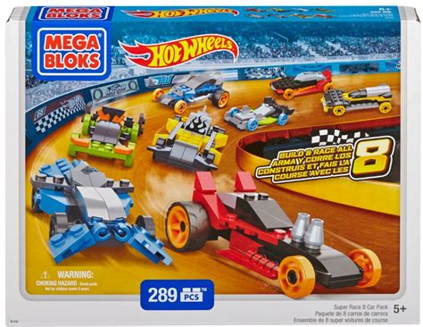 Car Set Kerropi 8in1 Barokah 1 mega bloks wheels race set 8 in 1 simply being