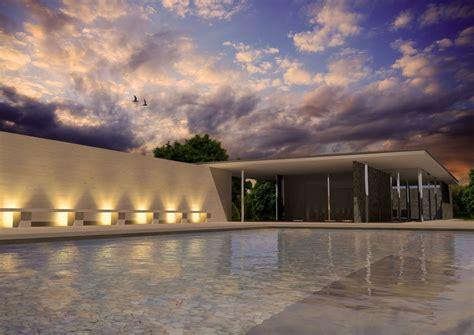 barcelona pavilion  model   model max cgtradercom
