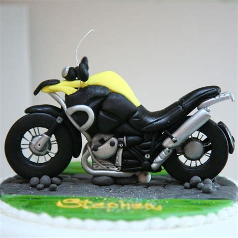 17 best ideas about motorbike cake on pinterest