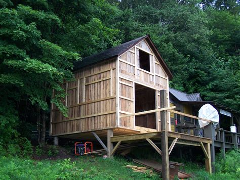 the ultimate corn crib green mountain timber frames