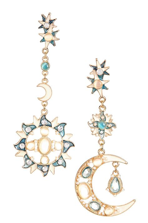 eye los angeles sun moon earrings nordstrom rack