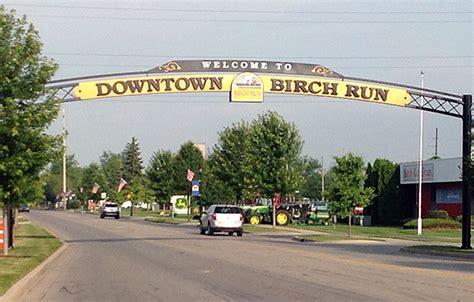 birch run birch run michigan arch signs by crannie