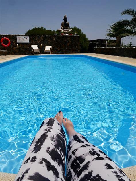 Detox Pool 2017 by Azulfit And Pilates Retreat My Second Detox Retreat