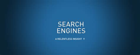 Us Search Engine Search Engines Insights Relentless Technology