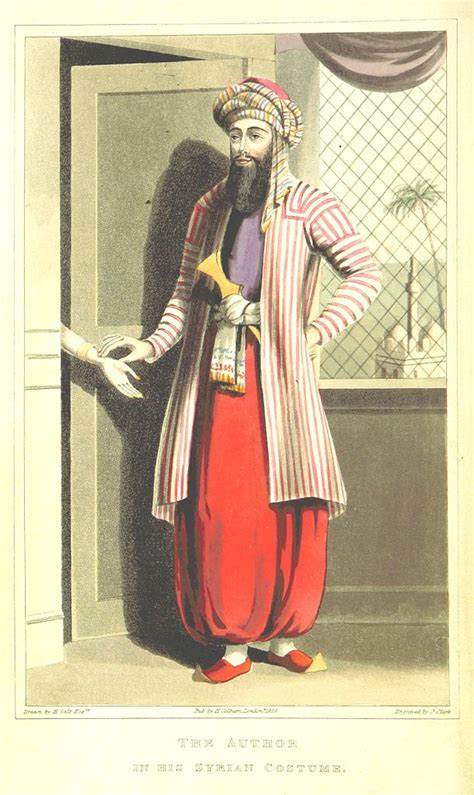 Sirwal Sunah Original 1 file 1829 madden richard robert in syrian costume jpg