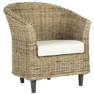 Wicker Accent Chair Omni Wicker Accent Chair Home Sweet Home