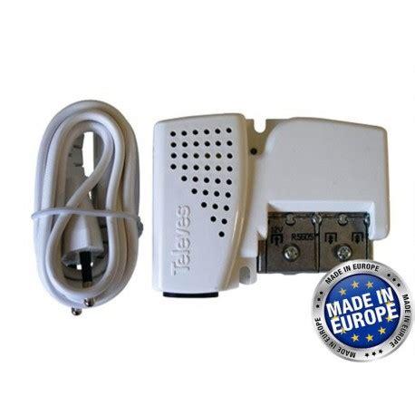 lificatore di segnale tv da interno lificatore dtt 5605 televes da interno