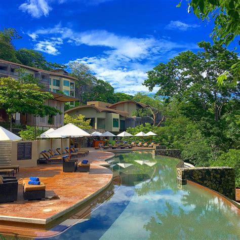 costa resort 3 days at the andaz peninsula papagayo resort in costa rica