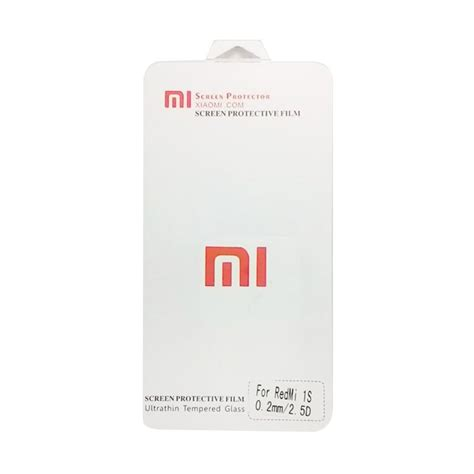 Tempered Glass Screen Protector Ultra Thin Xiaomi Redmi 4x Cover jual pro ultrathin tempered glass screen protector for xiaomi redmi 1s harga kualitas