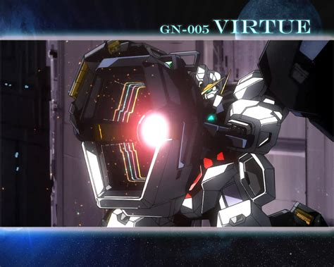 gundam virtue wallpaper gundam paradise gundam 00 第二季劇情