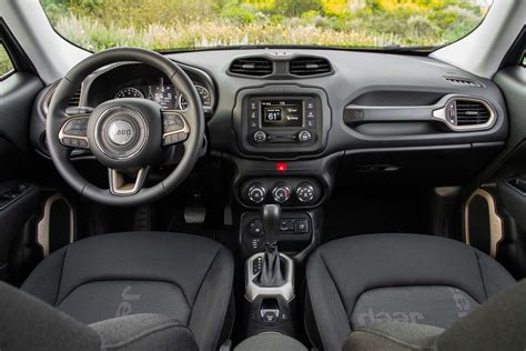 jeep sport interior 2017 jeep renegade sport 4x4 review term arrival