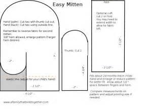 Free printable mitten pattern new calendar template site