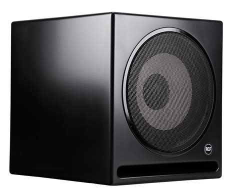 Speaker Rcf 10 Inch rcf ayra 10 sub professional 10 inch subwoofer w low