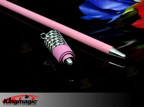 Appearing Metal One Color appearing metal wand stick stage magic trick gimmick