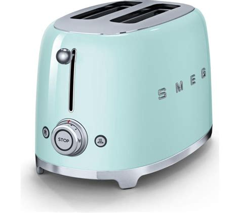 Which Toaster Buy Smeg Tsf01pguk 2 Slice Toaster Pastel Green Free