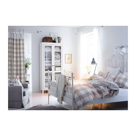 ikea leirvik bed leirvik bed frame white lur 246 y standard double ikea