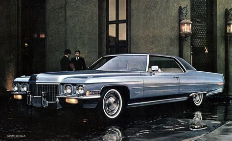 Chevrolet Cadillac by This Is The 1971 Chevrolet Caprice As You Can See In The