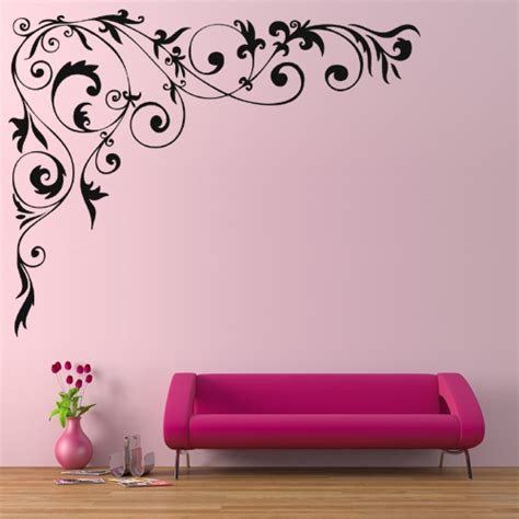 baroque wall stickers wallstickers folies baroque wall stickers