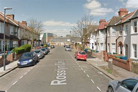 Harrow From Shilton by Officer Left On Ex S Car After