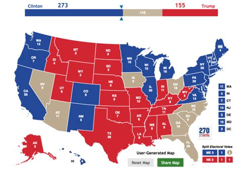 donald trump electoral votes donald trump could win every remaining toss up state and