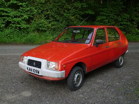 Citroen Visa by For Sale 1981 Citroen Visa Club 652cc Of Power 194