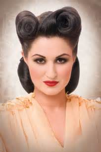 1940s hair styles for medium length hair why we re all about middy length hairstyles beautiful