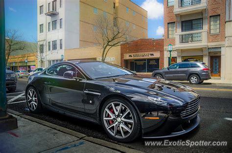 Aston Martin Michigan by Aston Martin Vantage Spotted In Birmingham Michigan On 04