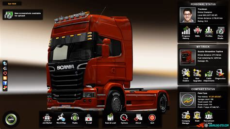 euro truck simulator 2 dlc free download full version save game level 600 going east scandinavia dlc 100