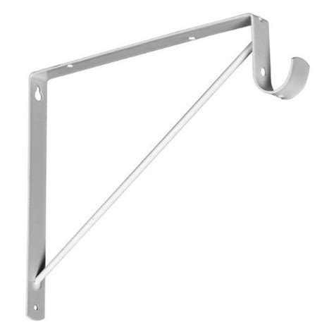 stanley hardware heavy duty shelf and closet rod support