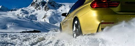bmw in snow the advantages of winter tires all season tires bmw