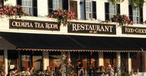 Olympia Tea Room Westerly Ri by Shops And Dining Hill Olympia Tea Room Always A