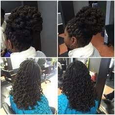 taper and dread loca locs updo hairstyle loc stars pinterest locs and updo
