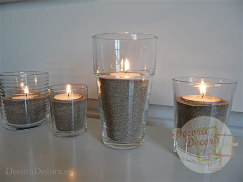 como hacer candelabros c 243 mo hacer candelabros f 225 ciles y r 225 pidos para verano