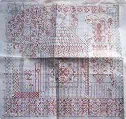 фея домашнего очага схема вышивки