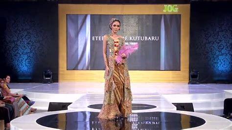 festival film dokumenter jogja 2014 jogja fashion festival 2014 quot eternity of kutubaru quot by