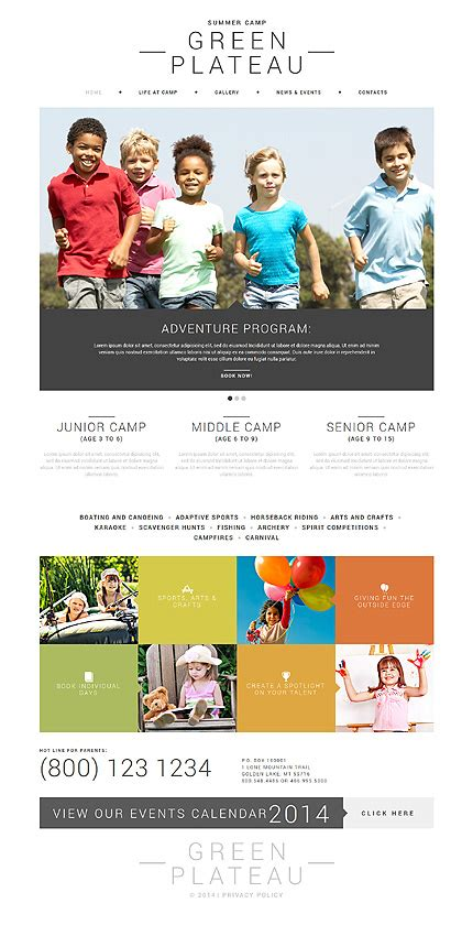 demo templates joomla template 51325 in family category