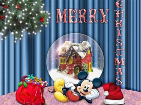mickey mouse christmas wallpapers pixelstalknet