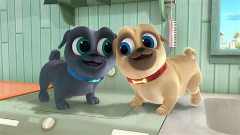 puppy pals bob puppy pals gets second season at disney junior exclusive reporter