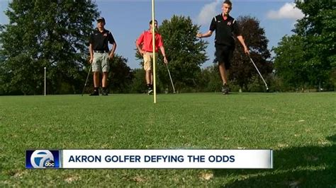 defying the odds your personal guide to living books akron s nate forrestel defying the odds on the golf course