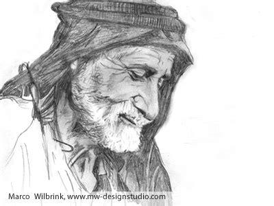 Niqob Yaman Simpel from yemen pencil drawing by mw design studio