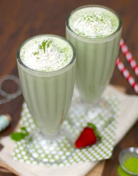 cara membuat yoghurt green tea resep milkshake green tea ala cafe resep hari ini